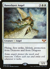 Baneslayer Angel - From the Vault: Angels - Mythic Rare