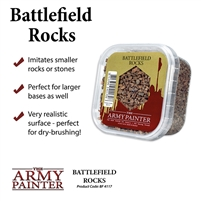 Army Painter Basing - Battlefield Rocks