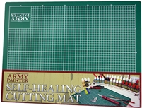 "Army Painter Self-Healing Cutting Mat 8.7""x11.8"""