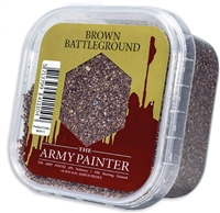 Army Painter Basing - Brown Battleground