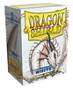 Dragon Shield Sleeves (100) - White