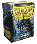 Dragon Shield Sleeves (100) - Black