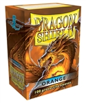Dragon Shield Sleeves (100) - Orange