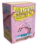 Dragon Shield Sleeves (100) - Pink
