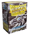 Dragon Shield Sleeves (100) - Clear