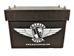 Battle Foam Large Stacker Box Standard Load Out (Black) - BF-MIS-BFSBBSL