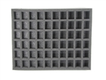 60 LARGE MODEL FOAM TRAY (BFL) 15.5W x 12L x 1.5H  - BF-BFL-60LM15