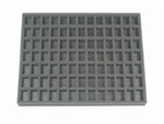 91 SMALL TROOP FOAM TRAY (BFL) 15.5W x 12L x 1H  - BF-BFL-91T