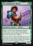 Pir, Imaginative Rascal - Battlebond - Rare