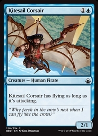 Kitesail Corsair - Battlebond - Common