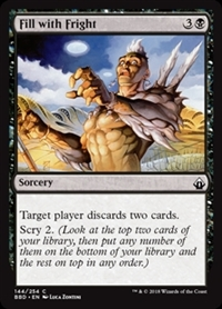 Fill with Fright - Battlebond - Common