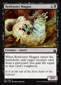 Rotfeaster Maggot - Battlebond - Common