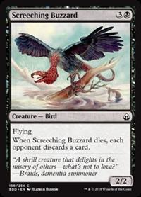 Screeching Buzzard - Battlebond - Common