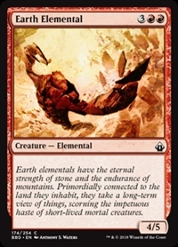 Earth Elemental - Battlebond - Common