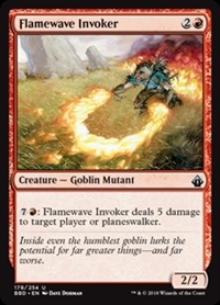 Flamewave Invoker - Battlebond - Uncommon