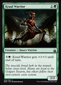 Kraul Warrior - Battlebond - Common