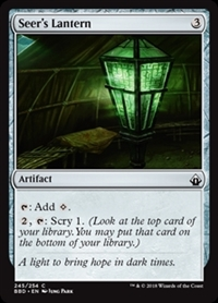 Seer's Lantern - Battlebond - Common