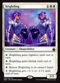Brightling - Battlebond - Mythic Rare