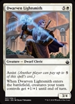 Dwarven Lightsmith - Battlebond - Common