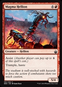 Magma Hellion - Battlebond - Common