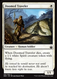 Doomed Traveler - Battlebond - Common