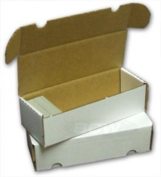Card Box - 550 Count