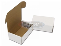 Cardboard Storage Box - Graded Card Box