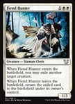Fiend Hunter - Duel Decks: Blessed vs. Cursed - Uncommon