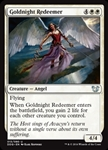 Goldnight Redeemer - Duel Decks: Blessed vs. Cursed - Uncommon