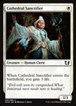 Cathedral Sanctifier - Duel Decks: Blessed vs. Cursed - Common