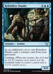 Relentless Skaabs - Duel Decks: Blessed vs. Cursed - Uncommon