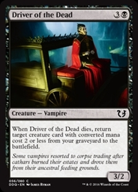 Driver of the Dead - Duel Decks: Blessed vs. Cursed - Common