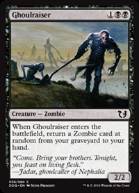 Ghoulraiser - Duel Decks: Blessed vs. Cursed - Common