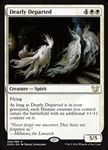 Dearly Departed - Duel Decks: Blessed vs. Cursed - Rare