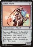 Etched Oracle - Commander 2016 - Uncommon