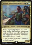Kynaios and Tiro of Meletis - Commander 2016 - Mythic Rare