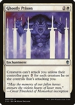 Ghostly Prison - Commander 2016 - Uncommon