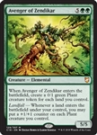 Avenger of Zendikar - Commander 2018 - Mythic Rare