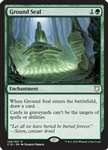 Ground Seal - Commander 2018 - Rare