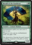 Herald of the Pantheon - Commander 2018 - Rare