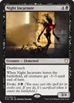 Night Incarnate - Commander 2018 - Rare