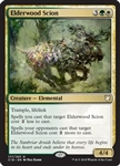 Elderwood Scion - Commander 2018 - Rare