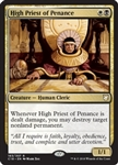 High Priest of Penance - Commander 2018 - Rare