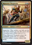 Maverick Thopterist - Commander 2018 - Uncommon