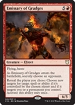 Emissary of Grudges - Commander 2018 - Rare