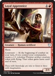 Loyal Apprentice - Commander 2018 - Uncommon