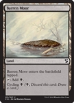 Barren Moor - Commander 2018 - Common