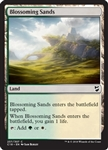 Blossoming Sands - Commander 2018 - Common