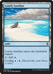 Lonely Sandbar - Commander 2018 - Common