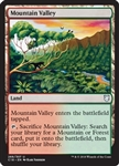 Mountain Valley - Commander 2018 - Uncommon